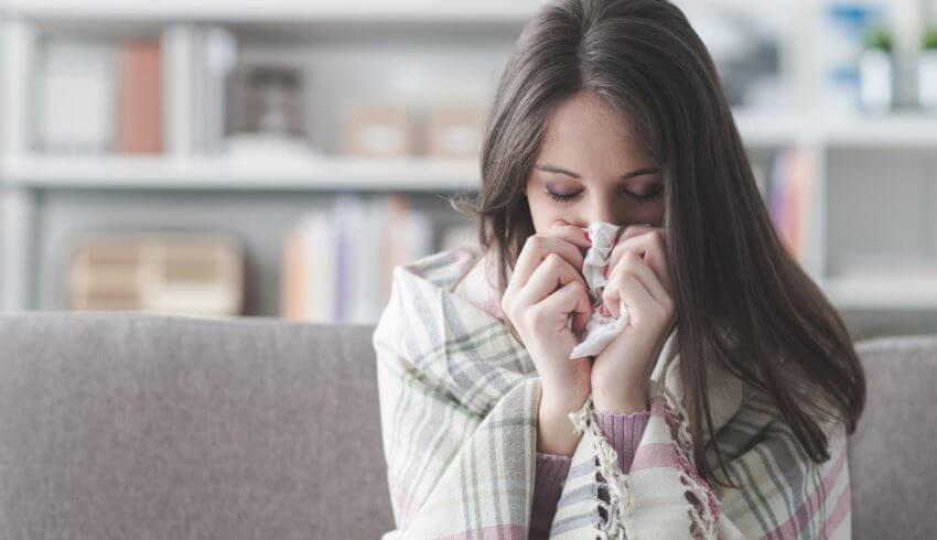 Waking pneumonia